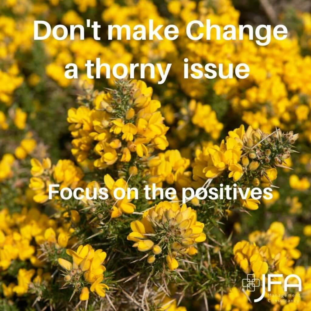 Change - JFA, Jane Fisher Associates, Management Consultants, Leadership & Managing Change