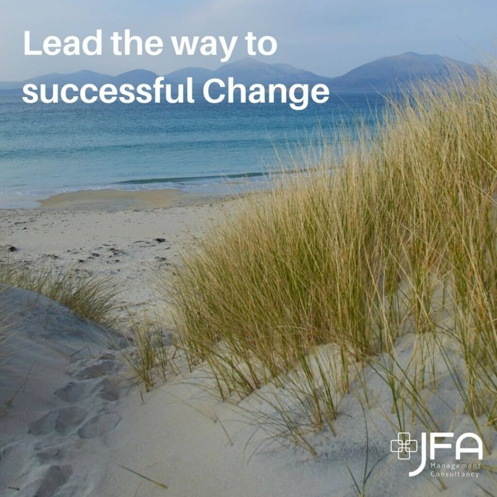 Successful Change - JFA, Jane Fisher Associates, Management Consultants, Leadership & Managing Change